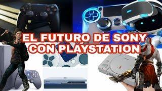 EL FUTURO DE SONY CON PLAYSTATION ¿SERÁ TAN BUENO COMO MUCHOS PIENSAN?