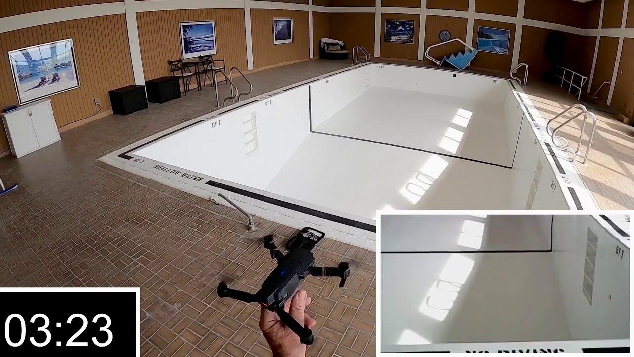 DroneX PRO Drone Indoor Test Flight фото