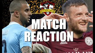 Pep absolutely smashed! Manchester City 2-5 Leicester City Match Reaction