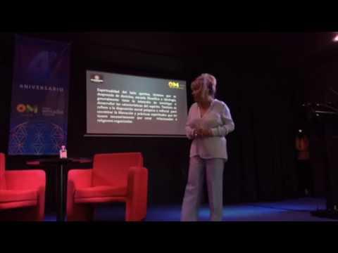 2da Conferencia - Dra. Irma Azomoza y Psicoespiritualidad