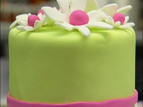 Cake Decorating Fun With Fondant YouTube