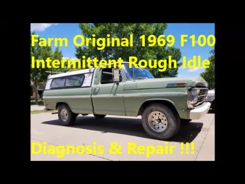 Carb Idle/Stumble Issues - Diagnose & Repair (Farm Fresh Original 69 f100 Update)
