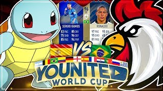 FIFA 18: YOUnited WORLD CUP 2.Gruppenspiel | DieHahn vs PaatoFIFA ⚔️