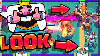 LOOK AT THIS! • Clash Royale PERFECT GAME!