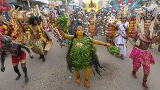 Potharaju dance 2015