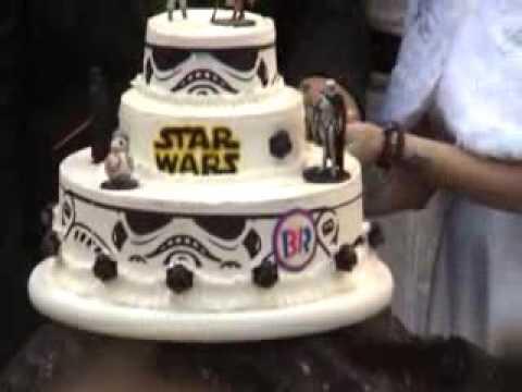 Boda temática de Star Wars en Teatro Chino TLC