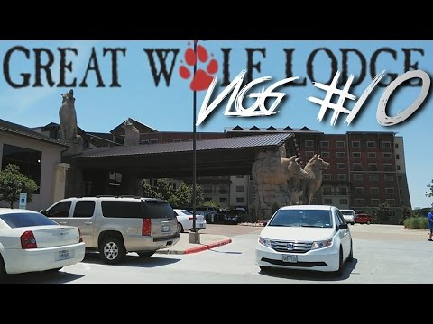 ROADTRIP TO GREAT WOLF LODGE / Day 1 || Vlog #10