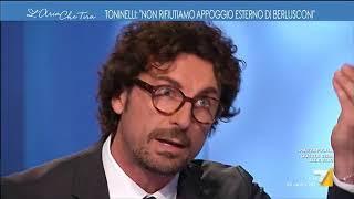Danilo Toninelli (M5s): 'Noi al governo solo con Di Maio premier'