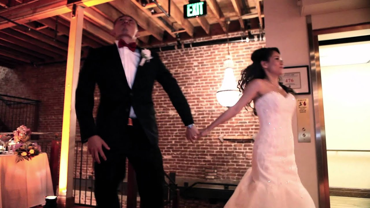 A Loft On Pine Wedding Video Long Beach CA