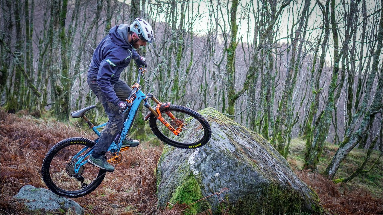 Hazzard Racing welcomes Jack Carthy | Trials World Champion tackles the Fort William trails