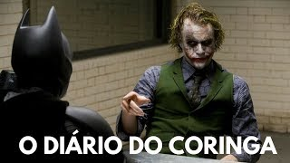 O Diário Do Coringa: Como Heath Ledger Se Preparou Para o Papel