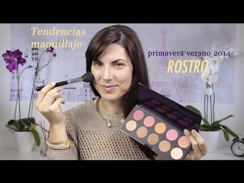 """Tendencias primavera verano 2014 (rostro) (efecto cara """"lavada"""")"""