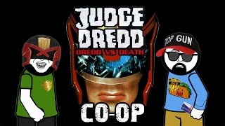 Judge Dredd: Dredd vs. Death: Москва 2018