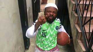 Nedu Of Wazobia Fm  See his World Cup Training and SuperEagles Advice