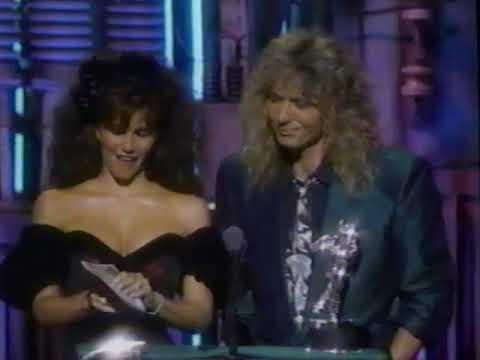 MTV Awards 1988 Nomination Best Group Video -- Nominee Eurythmics