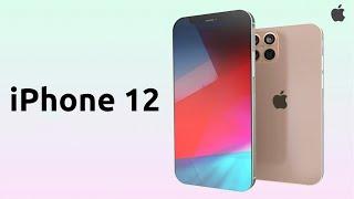 iPhone 12 - ЦЕНА И ВСЕ ХАРАКТЕРИСТИКИ! Презентация скоро!!!