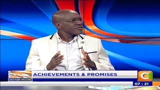 DP Ruto's role cannot be dismissed just because the handshake happened -Khalwale