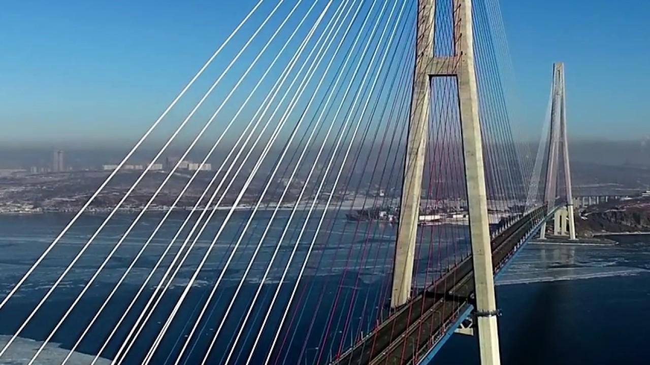 русский мост фото