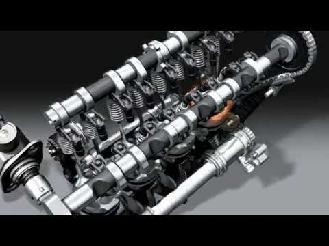 [DIAGRAM_3US]  Audi 1.8-litre TFSI engine in action - by autocar.co.uk - YouTube | Vw Engine 3d Diagram |  | YouTube
