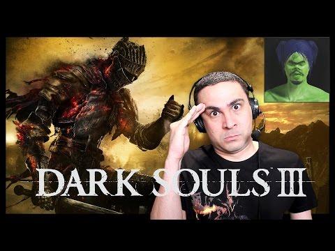 Το Πιο Δύσκολο Παιχνίδι? (Dark Souls 3)