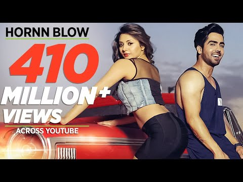 Hardy Sandhu: HORNN BLOW  Song  Jaani  B Praak  New Song 2016  TSeries