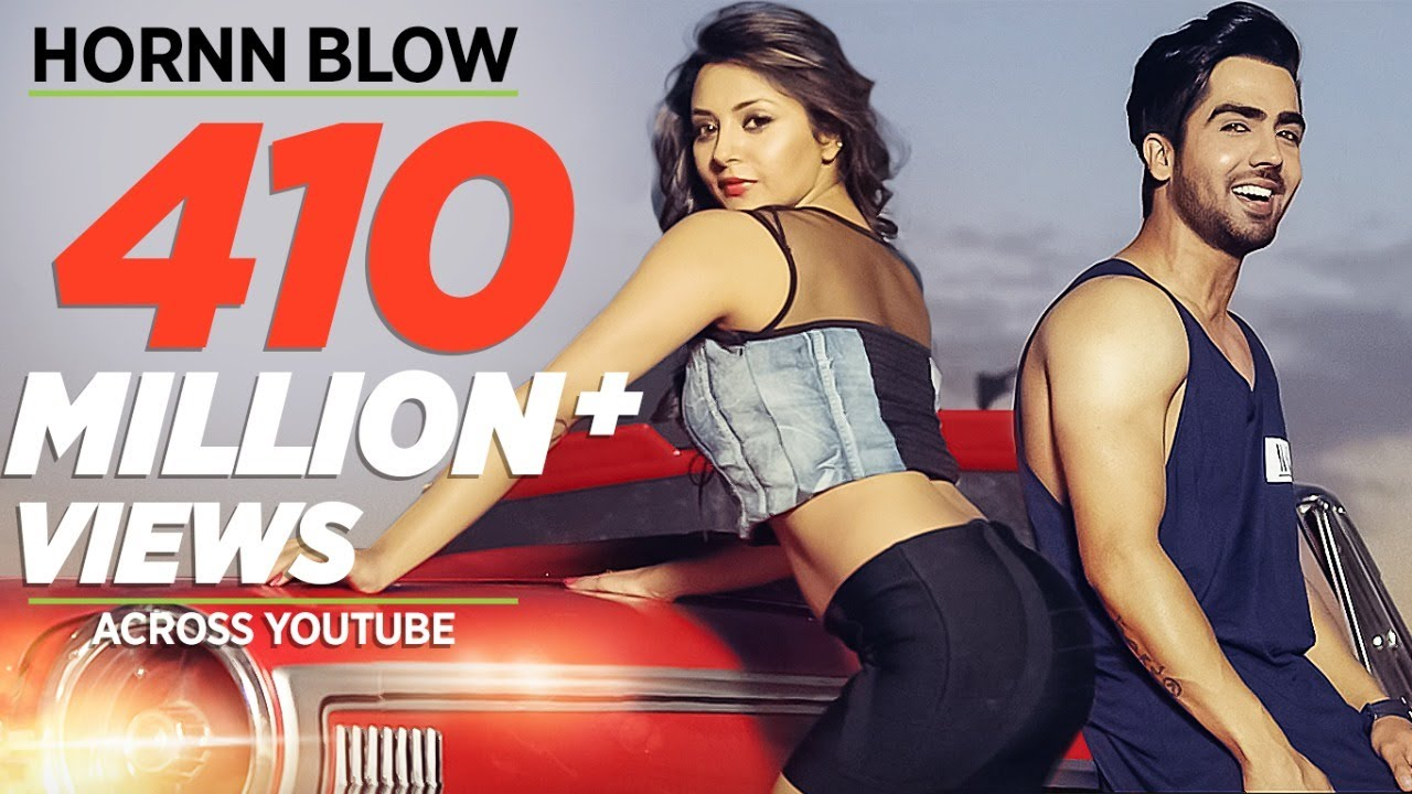 Hardy Sandhu: HORNN BLOW Video Song | Jaani | B Praak | New Song 2016 | T-Series
