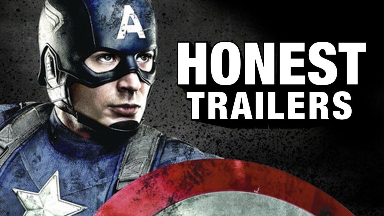 Honest Trailers - Captain America: The First Avenger