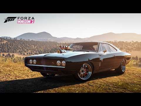 "Forza Horizon 2 Official ""Fast & Furious 7"" DLC Trailer - (2015) Xbox One Game"