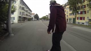 Cruzy snowskate edit G&D