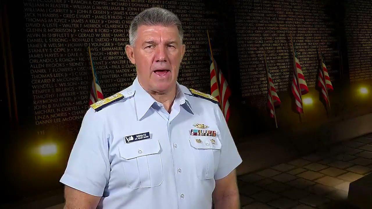 National Vietnam War Veterans Day 2021 - Adm. Karl Schultz