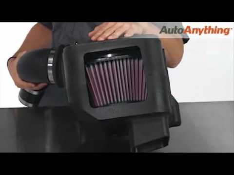 Banks Ram Air Intake Review -  AutoAnything Product Demo