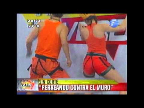 Sin Corte - Perreando Contra El Muro - TV.mp4