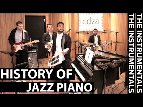 History of Jazz Piano THE INSTRUMENTALS  Episode 5