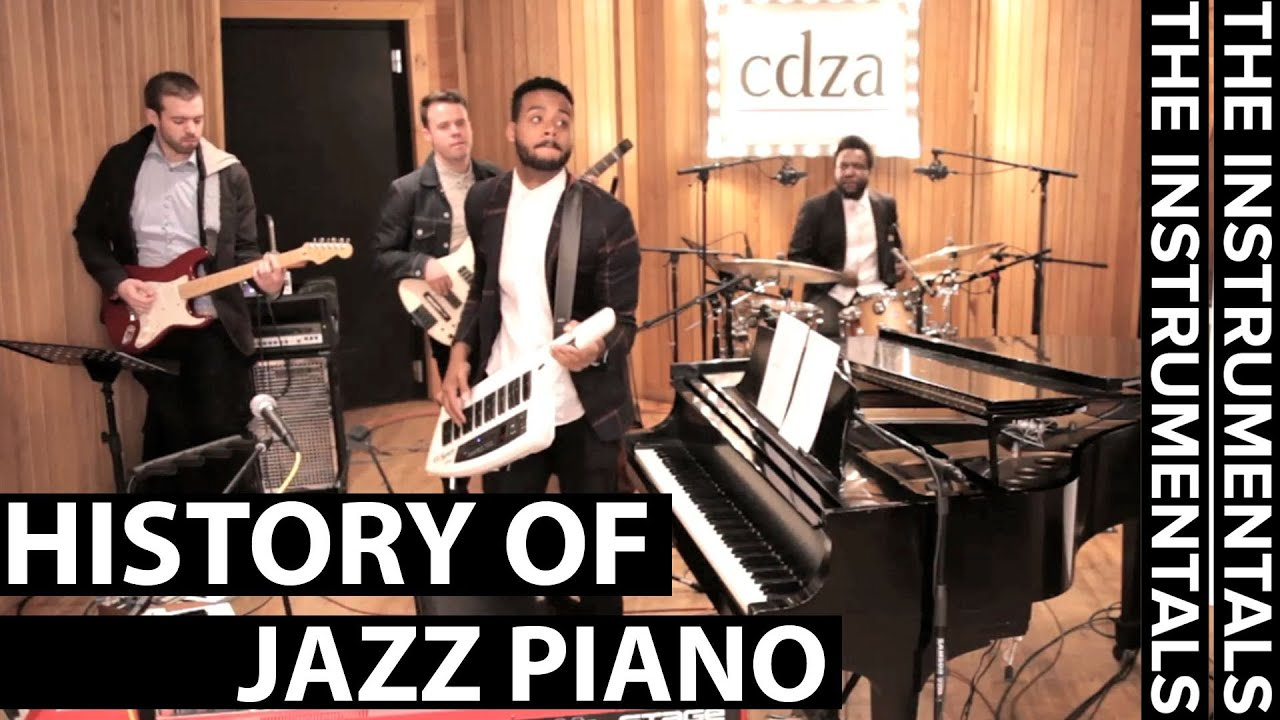 History Of Jazz Piano The Instrumentals