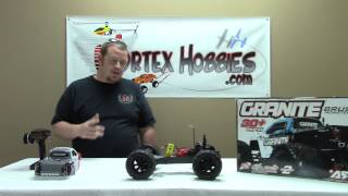 Arrma Granite Mega Closer Look & Running