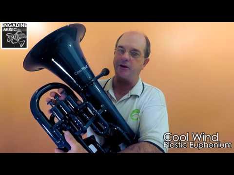 Cool Wind Plastic Euphonium Review