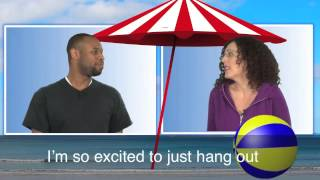 English in a Minute: Shoot the Breeze