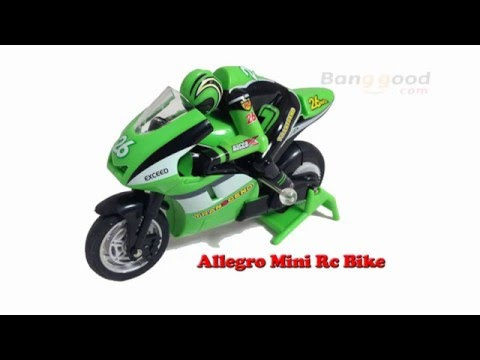 Allegro Rc Motorcycle From Banggood.com