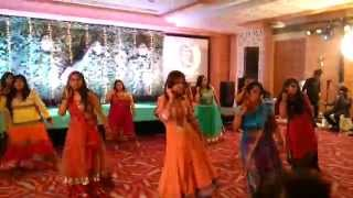 Chittiyaan Kalaiyaan Girls!! Dance Choreography (Wedding) - Roy Movie