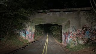 Encounter on Crawford Road - Virginia Paranormal Investigations