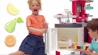 Dětská kuchyňka Tefal SuperChef Smoby elektronická