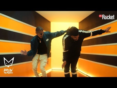 Rauw Alejandro X Nicky Jam - Que Le Dé (Video Oficial)