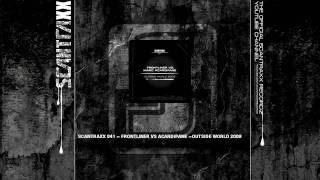 Scantraxx 041 Frontliner Vs Acardipane OutSide World 2009 (HQ)