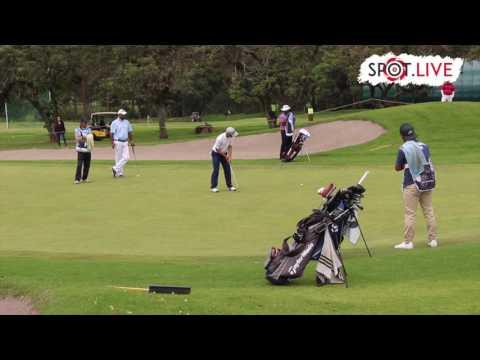 Inicio del PGA Tour Latinoamerica Quito Open