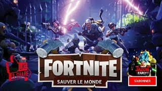 FORTNITE SAUVER THE WORLD - ON EXPLOSE OF CARCASSES