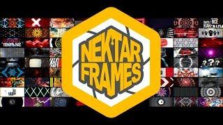 Nektar Frames - Video installations reel