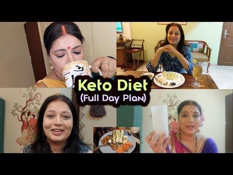 Keto Diet - Full Day Meal Plan | Samta Sagar