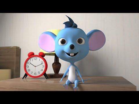 Песенка про Мышку 🐭 - 8 Минут Веселых Детских Песен - БроиСис - Детские Песни