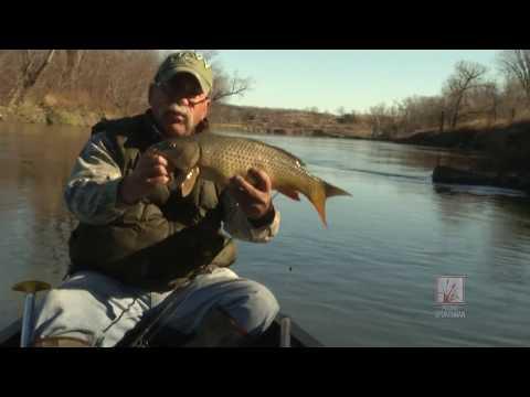 Minnesota River Fishing With Tom Kalahar