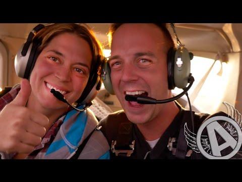 Adventure Of A Lifetime -- Cessna 150 Across The USA -- Episode 02
